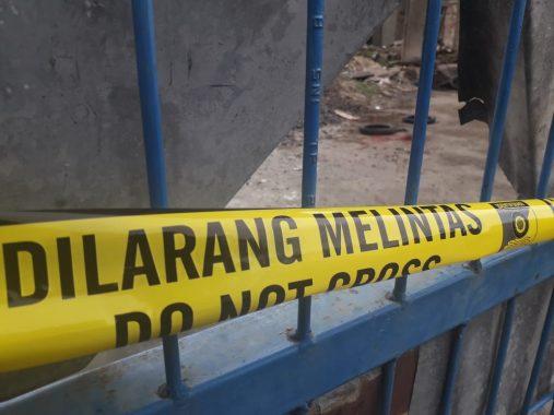Lokasi Penemuan Mayat di Jalan Martadinata Sering Dijadikan Ajang Minuman Keras