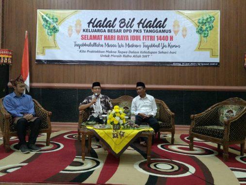 PKS Tanggamus Gelar Halalbihalal