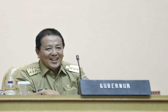 Gubernur Arinal dan Wakil Gubernur Chusnunia Beri Taklimat kepada Eselon II dan III Pemprov Lampung