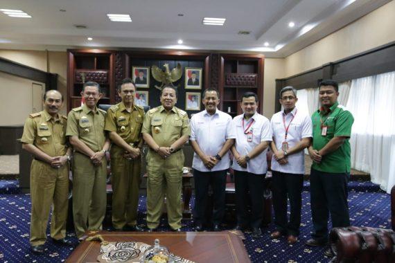 PT Semen Baturaja Siap Sinergi dengan Pemprov Wujudkan Rakyat Lampung Berjaya