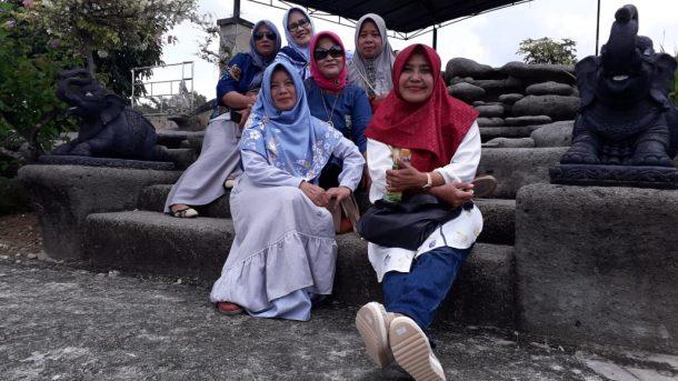 Warga Magelang Jawa Tengah Kagumi Kemajuan Tulangbawang Barat