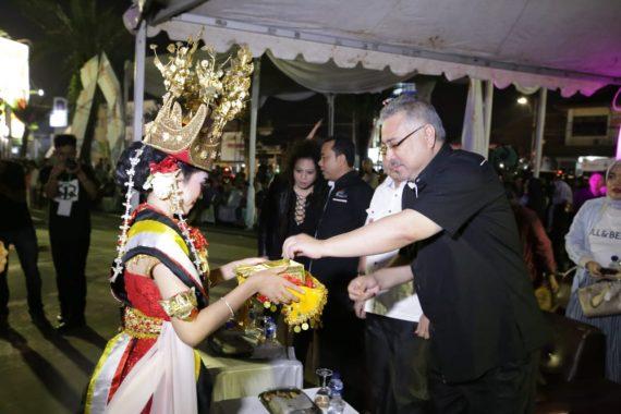 Gubernur Lampung Arinal Djunaidi Festival Kreativitas Indonesia