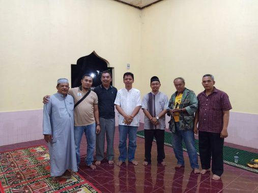 Penggiat Dakwah Sekolah M Arif Fajrun Pimpin RT 6 Way Rua Rajabasa