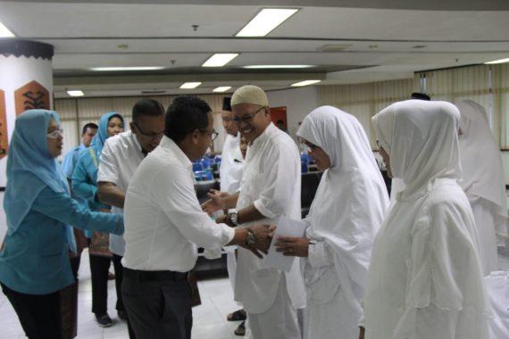 Gubernur Arinal Djunaidi dan Menhub Bahas Short Cut Kereta Api Bandar Lampung