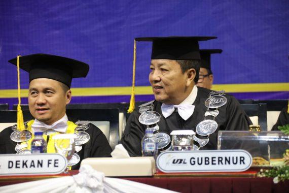 Gubernur Lampung Arinal Djunaidi Canangkan Gerakan Malu Menganggur