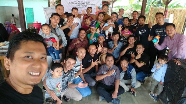 Wahyu Susanto Pimpin Komunitas TDA Bandar Lampung