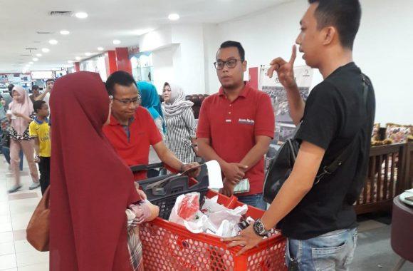 Perumnas Bandar Lampung Pameran di Chandra Tanjungkarang, Pemesanan Cluster Mutiara BKP Bertambah Signifikan