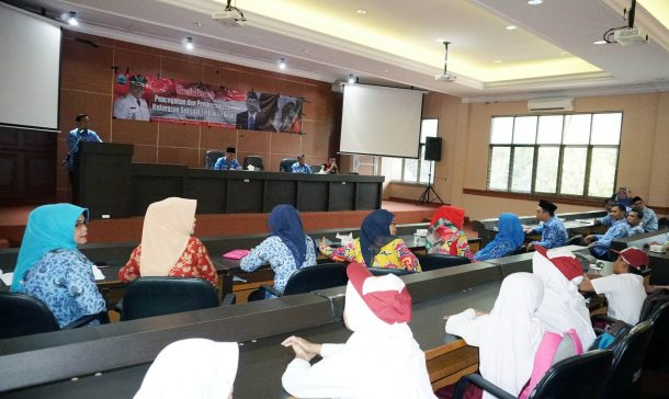 Pemkab Lampung Selatan Sosialisasi Pencegahan dan Pemberantasan Kekerasan Seksual Terhadap Anak