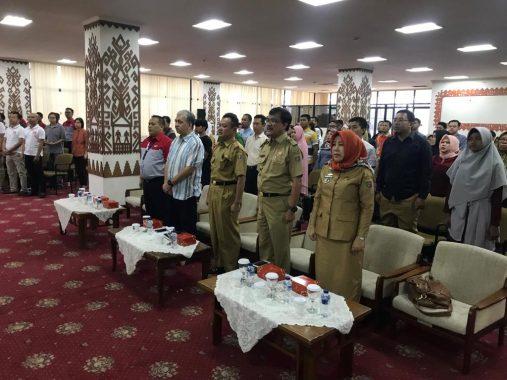 Dinas Koperasi Lampung Gelar Seminar Kepemimpinan
