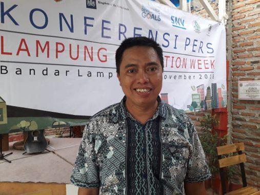 HUT Ke-25 Aliansi Jurnalis Independen, Walhi Lampung Usul Anggota AJI Diperbanyak
