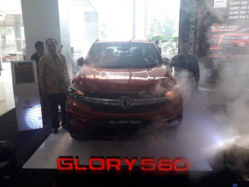 Diler DFSK Resmi Luncurkan Glory 560 untuk Publik Lampung