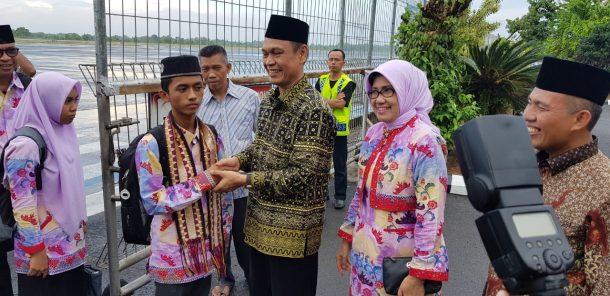 Gubernur Arinal Djunaidi Bangga Prestasi Kafilah Lampung STQ Nasional di Pontianak