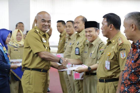 Pj Sekda Lampung Buka Lomba Kadarkum