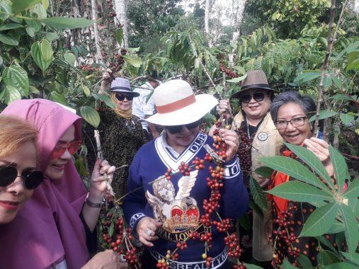 Mukhlis Basri Minta Warga Lampung Jaga Budaya Minum Kopi, Jangan Terkontaminasi Budaya Minum Teh