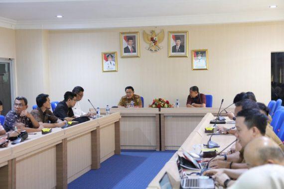 Sulawesi Tenggara Belajar Pengelolaan E-Planning dan E-Budgeting ke Pemprov Lampung