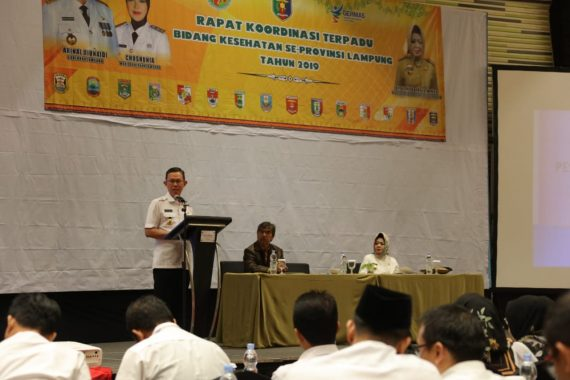 Gubernur Lampung Arinal Djunaidi Minta Tata Ulang Lahan Hutan