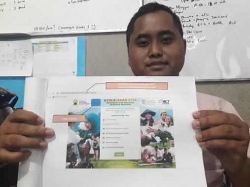 ACT Lampung dan Jejamo.com Kerja Sama Landing Page untuk Kurban, Ikutan Yuk