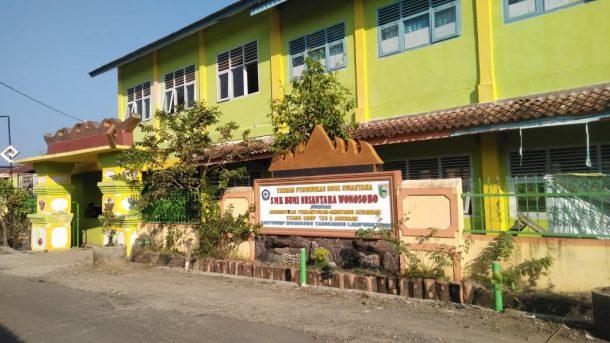 Pelatihan Jurnalistik SMK Bumi Nusantara Wonosobo Tanggamus, Belasan Peserta Bacakan Tugas Menulis