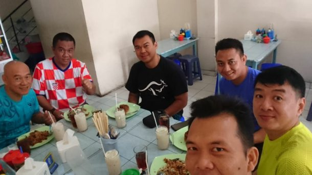 Ketua Umum PKS Lampung Ahmad Mufti Salim Hadiri Konferda PDIP di Hotel Novotel