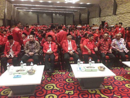 Sudin Terpilih Lagi Ketua DPD PDIP Lampung