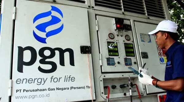 PGN-Gagas Luncurkan Gaslink, Rumah Makan Bebek Belur Jalan Pramuka Jadi Percontohan