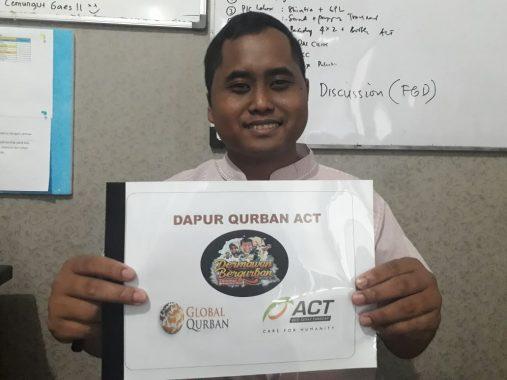 ACT Lampung Segera Dirikan Dapur Qurban