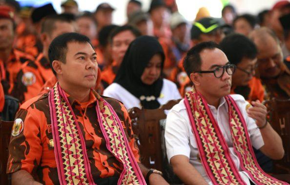 Rycko Menoza Dorong Kader Pemuda Pancasila Way Kanan Sinergi dengan Pemkab Majukan Daerah