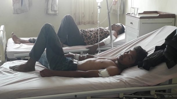 Jeman Korban Bentrok Warga di Mesuji yang Dikabarkan Tewas Ternyata Masih Hidup