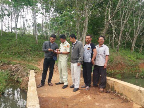 Lurah Kotaalam Kotabumi Lampung Utara Evaluasi Wilayah Perbatasan