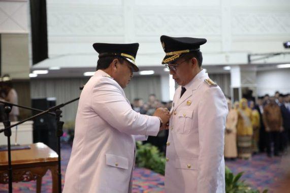 Gubernur Arinal Djunaidi Lantik Bupati Lampung Timur Zaiful Bokhari