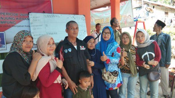 Terpilih Lagi Jadi Ketua RT 8 Kelurahan Kebonjeruk Bandar Lampung, Riyadi
