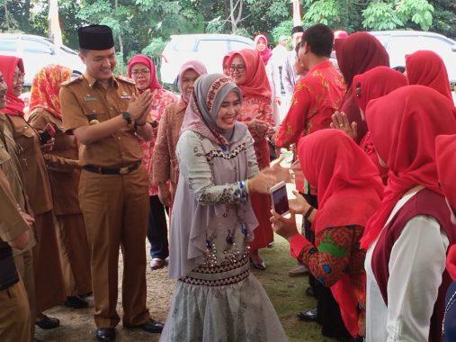 Organisasi Mitra PAUD Kabupaten Lampung Selatan Gelar Halalbihalal
