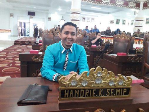 Ketua Komisi 4 DPRD Bandar Lampung Handrie Kurniawan Nilai Pengelolaan Sampah Pesisir Tentatif