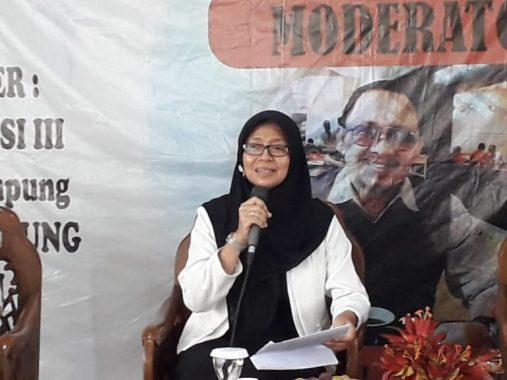 Sampah Pesisir Bandar Lampung, Dosen UIN Raden Intan Lampung Erina Pane: Pemkot Tidak Punya Alat Pendaur
