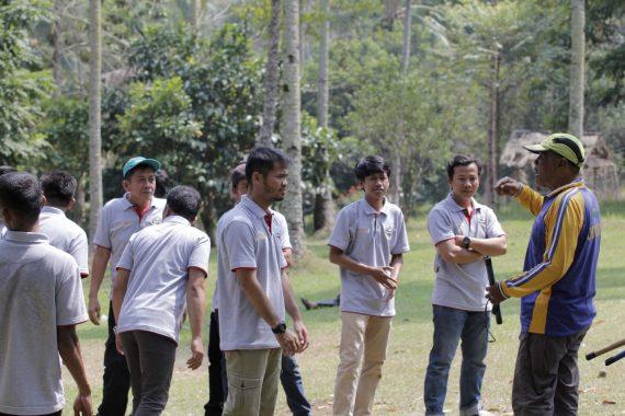 Taman Wisata dan Satwa Lembah Hijau Ramai oleh Gathering dan Outbound