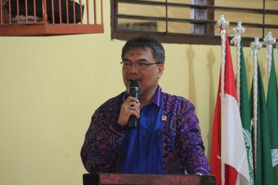Anggota DPR Asal Lampung Junaidi Auly Minta Lembaga Pengelola Dana Pendidikan Sosialisasi Beasiswa di Semua Daerah