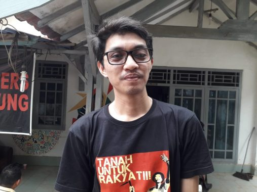 Model Lampung Dinny: She's Back