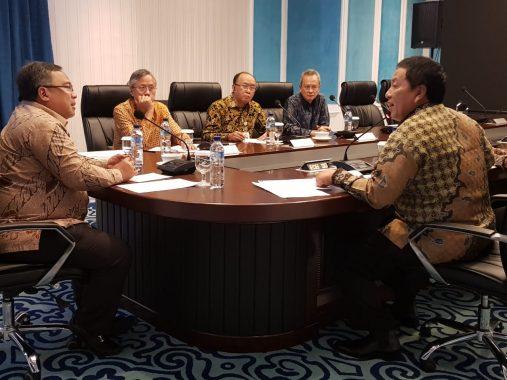 Gubernur Lampung Arinal Djunaidi Ikuti Konsultasi Regional