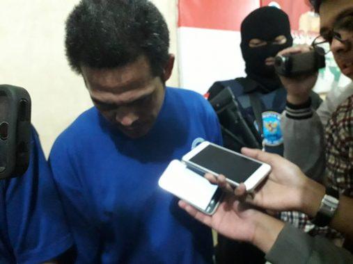 Tersangka Penyelundup Sabu-sabu Asal Pandeglang Tangkapan BNN Lampung Akui Setiap Kirim Dapat Rp80 Juta