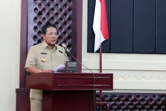 Gubernur Lampung Arinal Djunaidi Ajak Anggota DPRD Terpilih Gerak Cepat Ikut Bangun Lampung