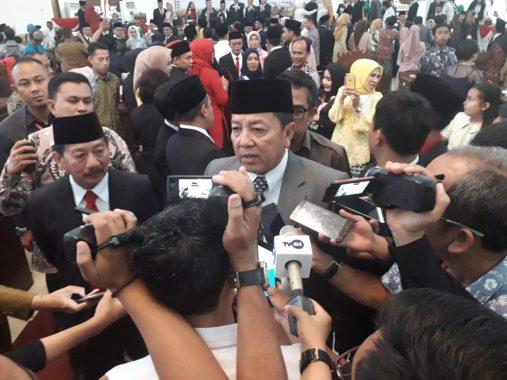 Lima Puluh Anggota DPRD Bandar Lampung Dilantik, Ini Harapan Gubernur Arinal Djunaidi
