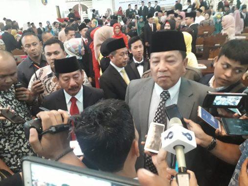 Hadiri Pelantikan Anggota DPRD Bandar Lampung, Gubernur Arinal Djunaidi Bicara Sampah Bakal Jadi Sumber Energi