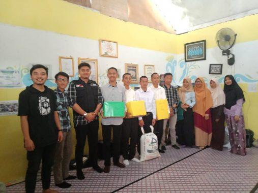 Sidik Efendi Jadi Anggota DPRD Bandar Lampung, Politikus Senior Ini Datang dan Kasih Ucapan Selamat Bekerja