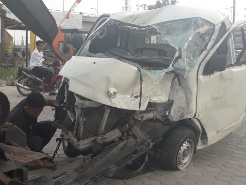 Kecelakaan Maut di Depan Hotel Nusantara By Pass, 1 Pengendara Mobil Meninggal