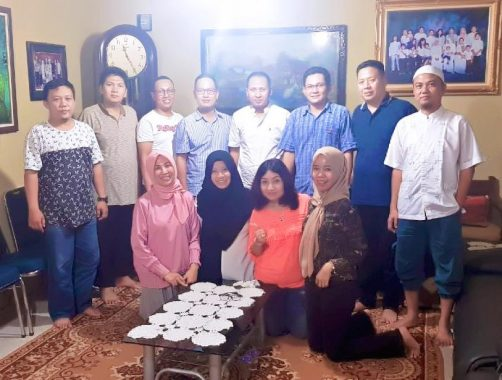Hadiri Syukuran Isfansa Mahani, Rycko Menoza Simak Nasihat Gubernur Arinal Djunaidi