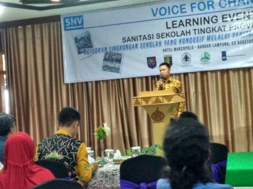 Mitra Bentala: Sanitasi Buruk, Murid Tidak Konsen Belajar