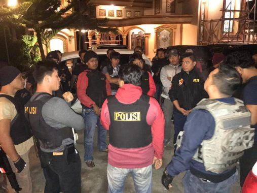 Warga Ulu Belu Apresiasi Penangkapan Curas Rampok di Pekon Sinar Banten