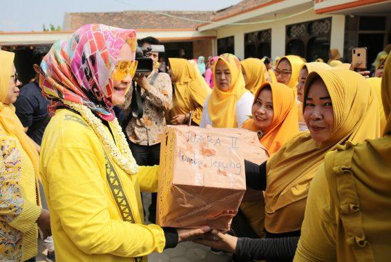 Ketua PKK Lampung Siap Terjun Langsung ke Masyarakat