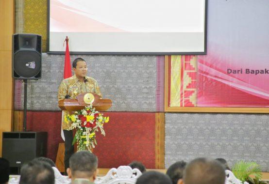 BPK Apresiasi Kinerja Keuangan Pemprov Lampung