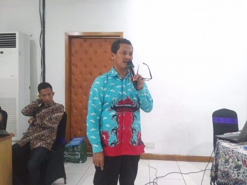 Ada Pokja Bikin Lingkungan SMPN 7 Bandar Lampung Asri